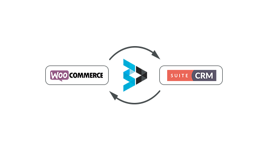 woocommerce and suite CRM