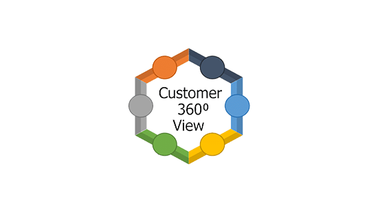 customer 360 degree view