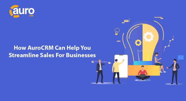 Sales CRM for Businesses