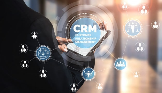 Share updates with your team through CRM
