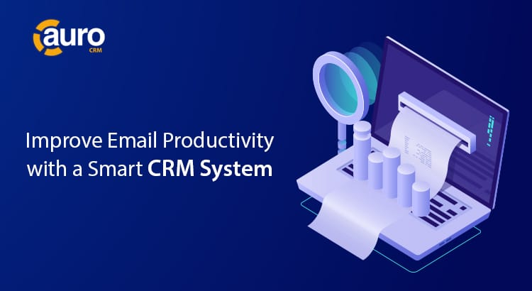 email productivity and crm