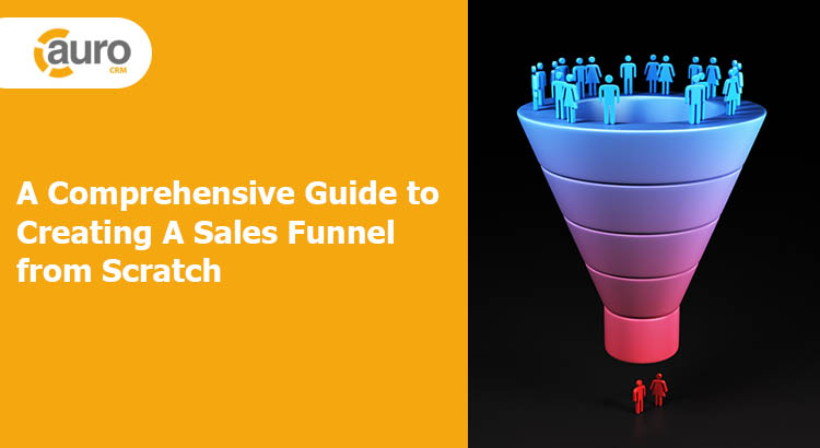 crm sales funnel from scratch