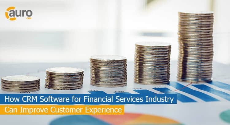 CRM Software for Financial Services Industry