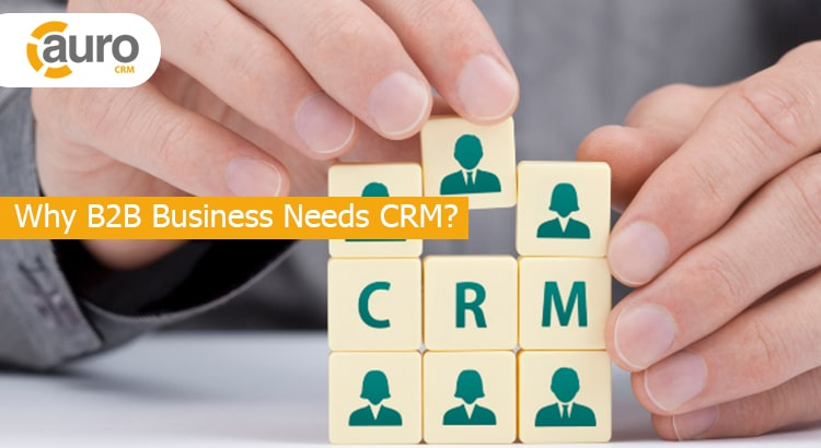 Why B2B Business Needs CRM?