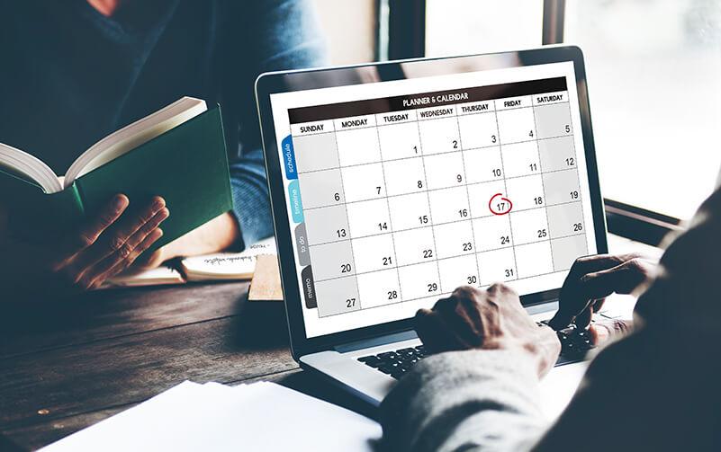 Create-timelines-to-track-tasks