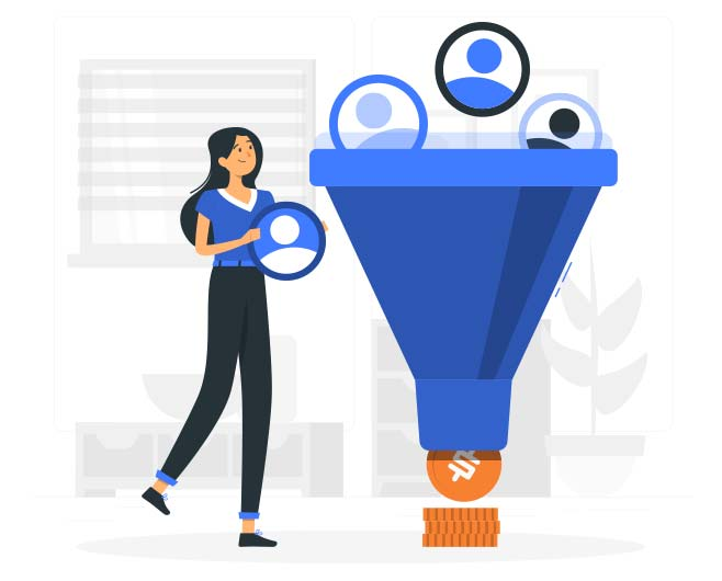 Energise your sales funnel